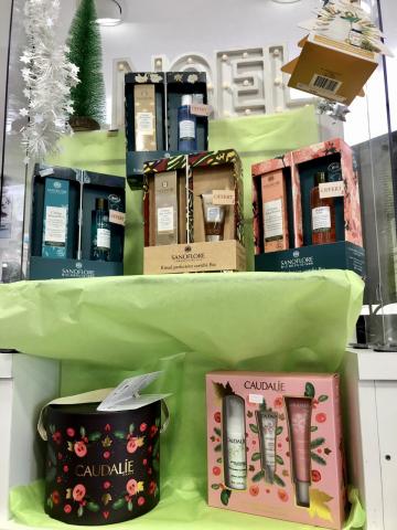 Vos cadeaux de Noël en pharmacie à Toulouse